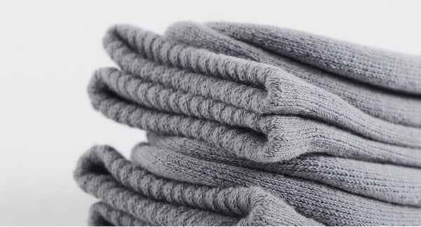 Stack Cotton Terry-Loop Socks