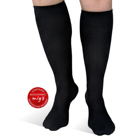 MIG3 Invel Far Infrared Knee Socks