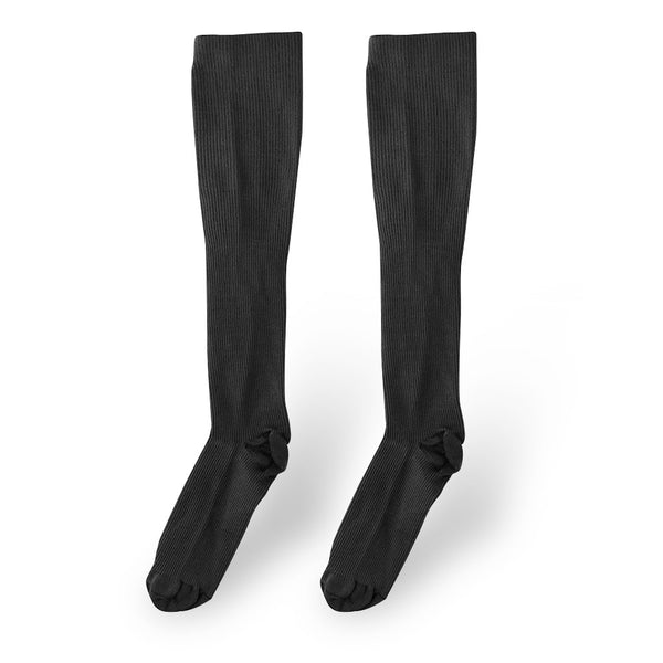 Pair of Unisex Knee High Compression Socks