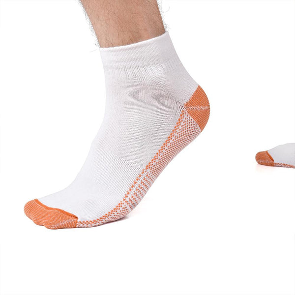"Fatigue Reducing Miracle ""COPPER"" Ankle Sock"