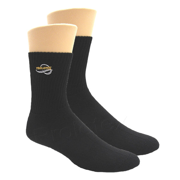 COMFORT FIT Far Infrared Socks Black