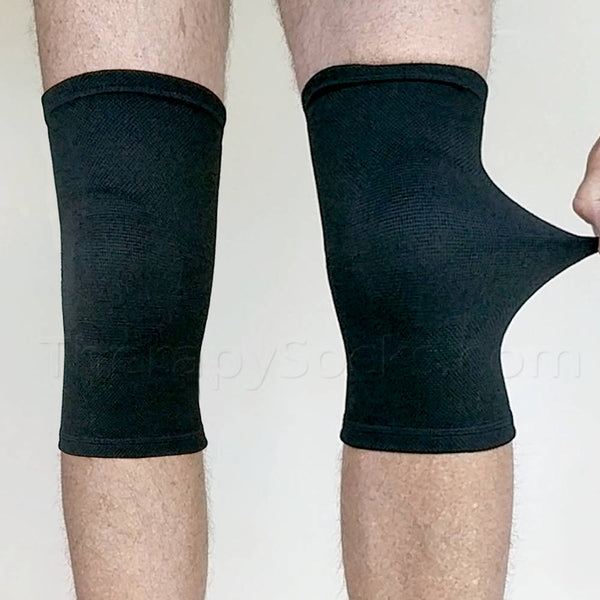 Pair of Far Infrared Tourmaline Knee Band