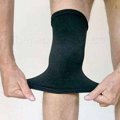 Four Way Stretch Soothing Fit Knee Bands