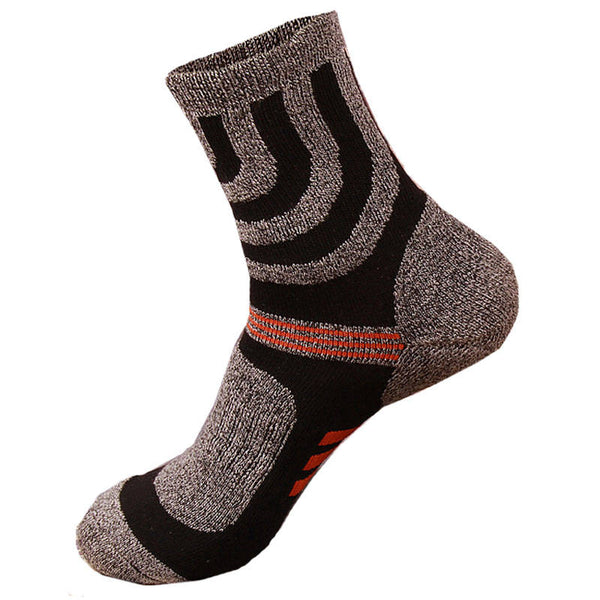 Sporty Coolmax Socks Quick-Dry. Winter Thick