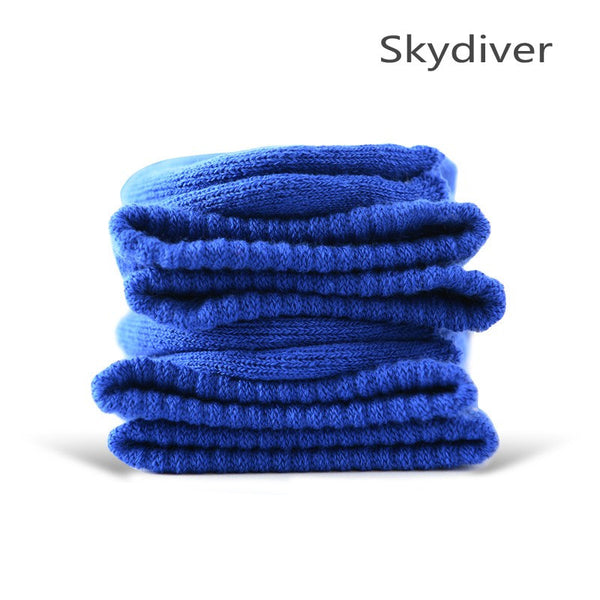 Sky Diver Cotton Terry-Loop Socks