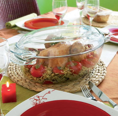 Dutch Oven Sprite Chicken: French Borosilicate PYREX In The US