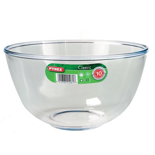 French PYREX made of Borosilicate Glass Mixing Bowl 0.5L