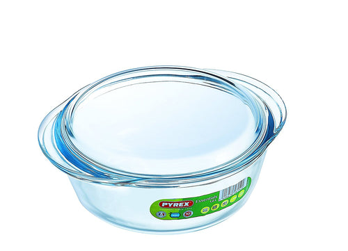 French Pyrex Casserole Dish 1.0 Liter