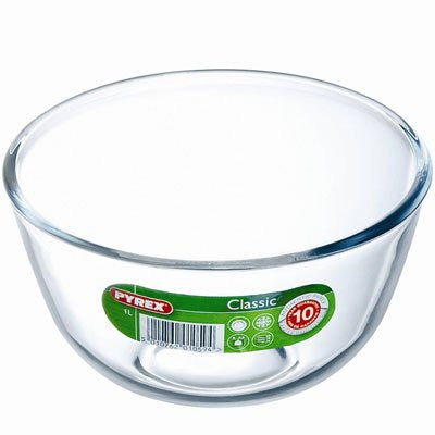 Borosilicate PYREX by Arc International of France