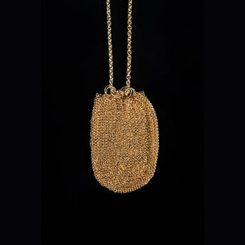 Female Crystal Pouch