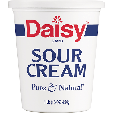 Daisy Pure & Natural Sour Cream 16 OZ