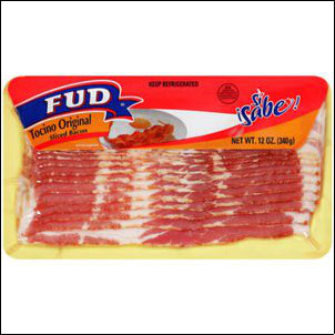 Fud Original Bacon 12 OZ