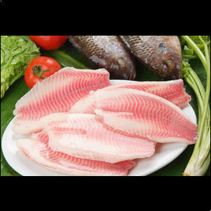TILAPIA FILLET / FILETE DE TILAPIA  LB