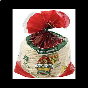 Guerrero Tortillas Corn, 36.0 ea 36 CT