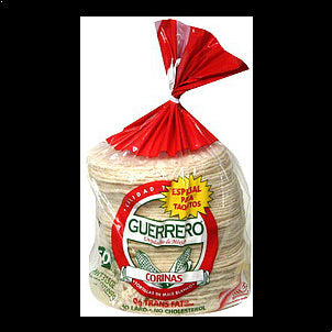 Guerrero Corn Tortillas 4.5 Inch, 60.0 ea 31.5 OZ
