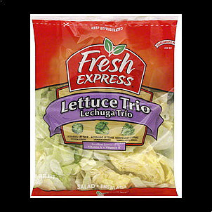 Fresh Express Salad Lettuce Trio, 9.0 oz 9 OZ