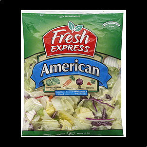Fresh Express Salad American, 11.0 oz 12 OZ