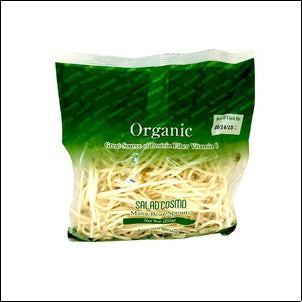 Salad Cosmo Organic Mung-Bean Sprouts 16 OZ