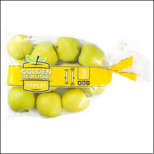 GOLDEN APPLES 3LB BAG