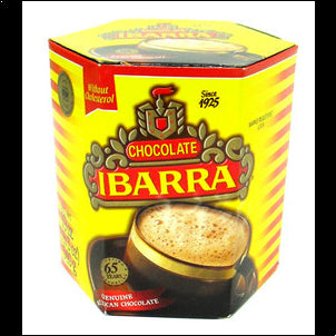 Ibarra Chocolate - Mexican Sweet Chocolate 6 Tablets - 19 oz