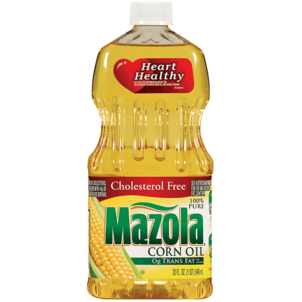 Mazola 100% Pure Corn Oil 32 OZ