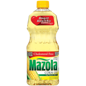 Mazola Corn Oil, 100% Pure 40 OZ