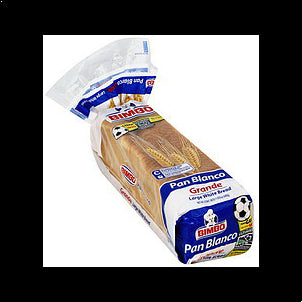 Bimbo Bread Large White, 24.0 oz 24 OZ