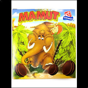 Gamesa Mamut Chocolate Covered Marshmallow Cookies - 8.5 oz 8.1 OZ