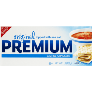 Premium Saltine Crackers 16 OZ