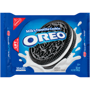 Oreo Sandwich Cookies 14.3 OZ