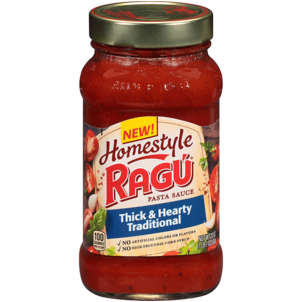 Ragu Homestyle Traditional Pasta Sauce 23 OZ