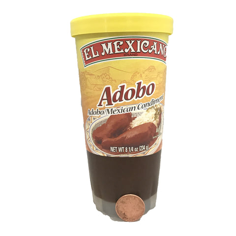 El Mexicano Adobo 8.25 OZ