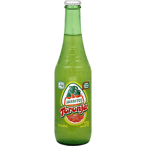 Jarritos Soda, Toronja 12.5 OZ
