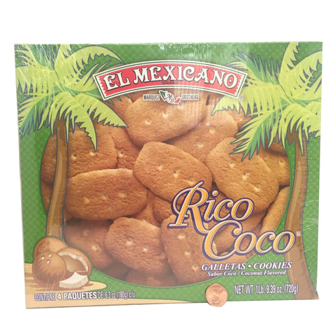 El Mexicano Cremi Nieves / Sugar Wafers 21.16 OZ