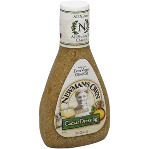 Newmans Own Caesar Dressing 16 OZ