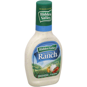 Hidden Valley Ranch Dressing 16 OZ
