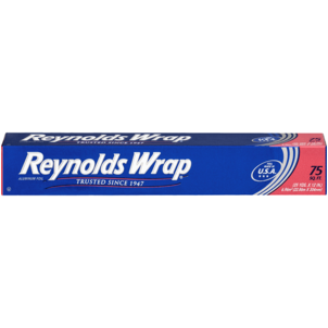 Reynolds Aluminum Foil, 75 Square Feet 75 SF