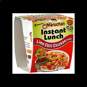 Maruchan Instant Lunch Lime Chili Chicken Flavor, 2.25 oz 2.25 OZ