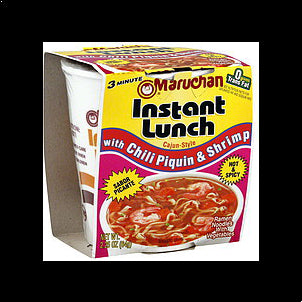 Maruchan Instant Lunch with Chili Piquin & Shrimp, 2.25 oz 2.25 OZ