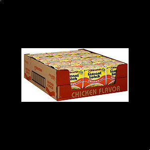 Maruchan Instant Lunch Chicken Flavor, 12.0 ea 12 PK