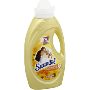 Suavitel Fabric Conditioner, Morning Sun