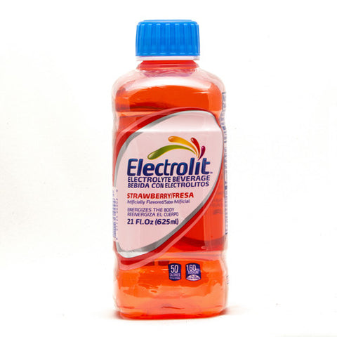 ELECTROLIT STRAWBERRY 21 OZ