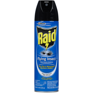 Raid Flying Insect Spray Indoor-Outdoor