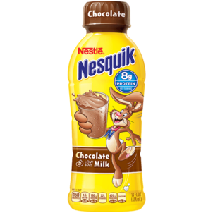Nestle Nesquik Low Fat Chocolate Milk