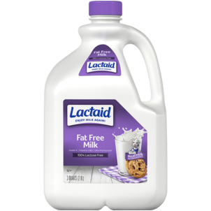 Lactaid Fat Free Lactose Free Milk 1GAL