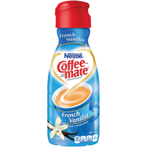 Nestle Coffee-Mate French Vanilla Flavor Coffee Creamer