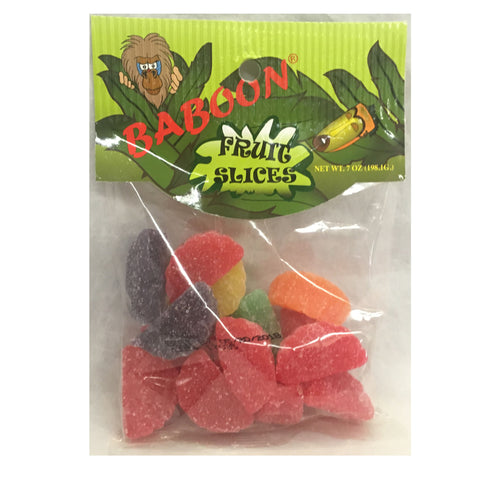 Baboon Fruit Slices 7 OZ