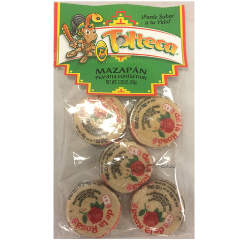Tolteca Mazapan / Penut confection 2.25 OZ