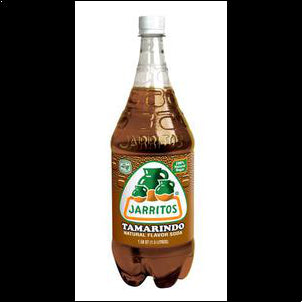 Jarritos Tamarindo Soft Drink - 1.5 lt