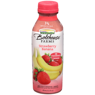 Bolthouse Farms Fruit Smoothie Strawberry Banana